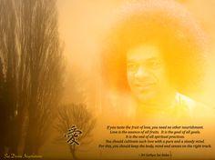 SAI DIVINE INSPIRATIONS: Fruit of Love
