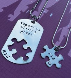 Hey, I found this really awesome Etsy listing at https://www.etsy.com/listing/161970274/deployment-necklace-you-are-my-missing