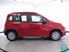 2013 Red Fiat Panda