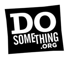 Become a Do Something Club today and get all the tools you need to make a change in your community - easy project ideas, tips on getting organized, one-on-one support, and more!... www.dosomething.org