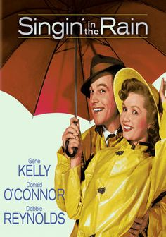 "Singin' in the Rain (1952) Gene Kelly, Debbie Reynolds and Donald O'Connor combine their talents in one of the greatest big-screen musicals ever made, a two-time Oscar nominee that includes the songs ""Good Morning,"" ""Make 'Em Laugh"" and the iconic title tune. When Hollywood attempts the transition from silent films to talkies, a matinee idol (Kelly) hopes to make the cut. But he's hampered by a silent-movie queen (Jean Hagen) with a voice like fingernails on a blackboard."