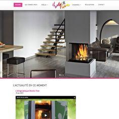Site web de Chanteflamme. http://chanteflamme.fr