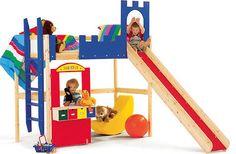 Kindermöbel und Spielhäuser selbst bauen