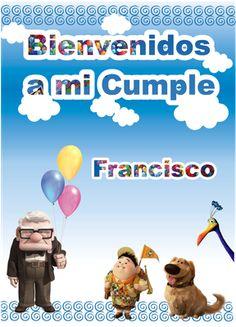 Up una aventura de altura - Página web de diseñokitdecumpleaños