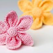 Crochet Origami Flower