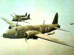 Wellington ('Wimpies') Bombers