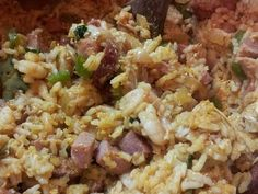 This is the BEST recipe for Jambalaya, directly from OLD NEW ORLEANS!