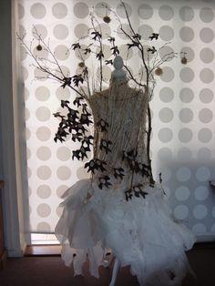 Painswick Art Couture 2016 -  Saffron Paterson creation