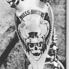 "659 Likes, 4 Comments - Hells Angels    (Tatt's & Art) (@hellsangels_worldwide) on Instagram: ""Helll of a Bike!  HELLS ANGEL WORLWIDE  To be featured use #hellsangels or TAG US!!…"""