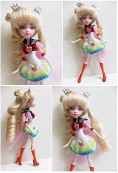 Sailor Moon Wig  #hairextensions #virginhair  #humanhair #remyhair http://www.sishair.com/