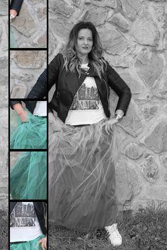 EllaSharlota: Variace na Tutu sukni