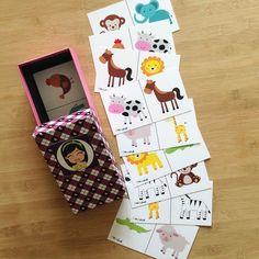 Pia Polya Hayvanlardan Domino 12ay ve 48ay çocuklar için uygundur.