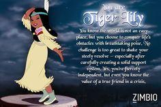 I took Zimbio's 'Peter Pan' quiz and I'm Tiger Lily! Peter Pan 1953, Peter Pan Art, Peter Pans, Disney Princess Quotes, Disney Quotes, Disney Songs, Disney Memes, Tiger Lilly Peter Pan, Princess Tiger Lily