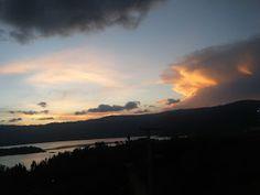 Guatavita Colombia - Day 1 - a lovely quiet haven - Exploramum & Explorason