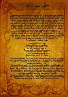 break curse spell  www.psychickerilyn.com www.facebook.com.Psychic.Kerilyn
