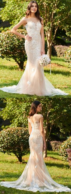 Material:Tulle Embellishments:Appliques,Lace