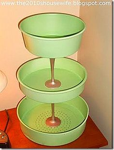 Wow-this is a way to use the 1,000 cookie tins I have!
