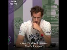 Andy Murray has no time for casual sexism - read more over on my blog!