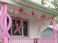 breast cancer awareness month decorations - Breast Cancer Decorations