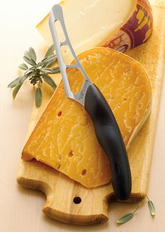 cheese knife ever!  Cutco Knives