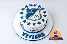 Happy Birthday, Birthday Cake, Cake Decorating, Desserts, Food, Pretty Cakes, Millionaire Pie, Cake Birthday, Pastries