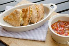 Easy and healthy Quesadillas