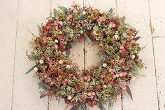 Inside Zita Elze's beautiful florist shop in Kew -December 2012 - via www.flowerona.com