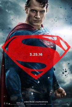 Batman, Superman och Wonder Woman får varsin karaktärsposter.