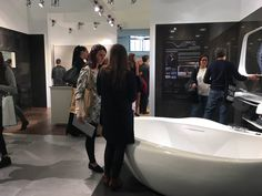 Noken at @designlondon. Vitae and other #bathroom proposals, available for professionals #100design #designexperience