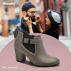 http://www.piccadilly.com.br/BR/home #moda #fashion #inspired #looks #streetstyle #style #sapatos #shoes #boots #conforto #calçados #piccadilly #fashioncouple
