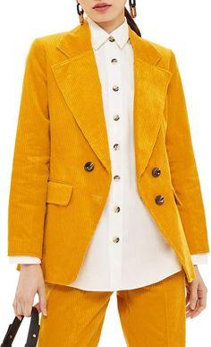 f1c8dc7374e8 Topshop Corduroy Blazer Corduroy Blazer, Holiday Dresses, Business Fashion,  Blazer Online, Women's