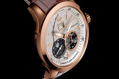 Introducing the Girard-Perregaux Traveller Large Date, Moonphase & GMT collection