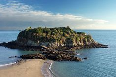 Saint-Quay-Portrieux : L'ile de la Comtesse