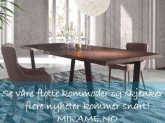 God morgen☀️ Nyheter i nettbutikken🛍 www.mirame.no link i bio #lenestol #gyngestol #skjenk #mønster #stue #gang #innredning #møbler #norskehjem #farger #spisestue #mirame #pris  #interior #interiør #design #nordiskehjem #vakrehjem #nordiskdesign  #oslo #norge #norsk  #bilde #speilbilde #tre #metall #stoff  #nyheter #gull #grønn #manchester