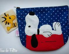 Mini Nécessaire Snoopy