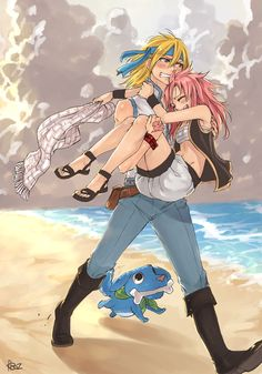 Fairy Tail ha. NaLu