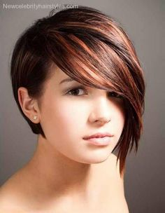 Tremendous Hairstyles Shorts And Double Chin On Pinterest Hairstyles For Women Draintrainus