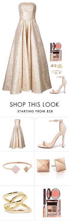 """Untitled #611"" by h1234l on Polyvore featuring Christian V Siriano, Liliana, Michael Kors, Jennifer Fisher and Charlotte Tilbury"