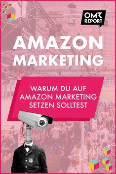 Amazon ist der E-Commerce-Gigant überhaupt. Schon deshalb gehört er auf jede Marketing-Agenda von Händlern. Das Potenzial des Marktplatzes ist enorm, wenn du die Spielregeln verstehst: Auf Amazon dreht sich alles darum, Kunden glücklich zu machen. Mehr Verkäufe führen auf Amazon zu einem besseren Ranking. Und ein besseres Ranking führt wiederum zu mehr Verkäufen. Wie du in diesen Kreislauf hineinkommst und ihn für dein Business nutzt, erfährst du in diesem OMR Report. Affiliate Marketing, Mail Marketing, Marketing Tools, Social Media Marketing, Native Advertising, Enorm, Investing Money, Planner Organization, Pinterest Marketing