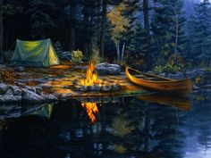 A Place in the Pines ~ Darrell Bush