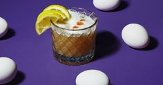The Devil's Own Made with maple syrup and orange marmalade, this bittersweet Irish whiskey cocktail is the perfect companion for pancakes and bacon. Irish Whiskey Drinks, Whisky Cocktail, Cocktail Syrups, Jameson Irish Whiskey, Bourbon Cocktails, Scotch Whiskey, Irish Breakfast, Pancakes And Bacon, Home Brewing Beer