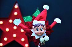 Christmas Elf, Corsage, Elf On The Shelf, Bouquet, Holiday Decor, Home Decor, Homemade Home Decor, Bouquet Of Flowers, Bouquets