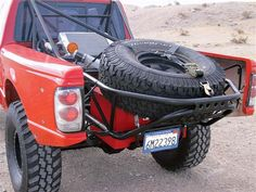 Read how Off Road Magazine takes a closer look at a Ford Ranger prerunner/racer truck. Ford Ranger Prerunner, 4x4 Ford Ranger, Ranger Truck, Truck Accesories, Go Kart Buggy, Trophy Truck, Atv Accessories, Custom Muscle Cars, Small Suv