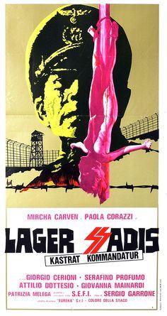 Sex, Sadism & Swastikas: Psycho '70s Nazi sexploitation cinema cycle | Dangerous Minds