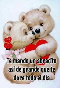 Hi baby, como estás Happy Day Quotes, Cute Good Morning Quotes, Hug Quotes, Good Day Quotes, Amor Quotes, Good Morning Love, Good Morning Messages, Good Morning Greetings, Morning Images