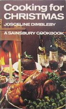 Cooking for Christmas, the first Sainsbury cookbook, in the pre-Delia days. I still use this every year. The chestnut stuffing is fab. Cookery Books, Star Wars, Cooking, Christmas, Stuffing, Food, Retro, Reading, The Scream