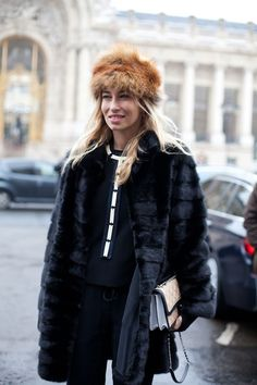 #fur #fashion #outfit #style
