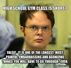 Why should gym classes be kept in school?