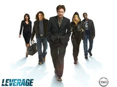 Leverage is the best show on TV