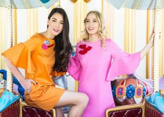 Summer Outfit - Beach Look - Fabulous Muses - Alina Tanasa- Diana Enciu